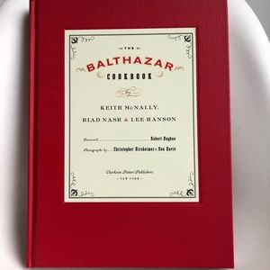 Other - The Balthazar Cookbook, by Keith McNally